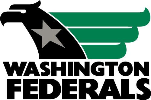 Washington Federals var ett av USFL:s lag.  Fair use, https://en.wikipedia.org/w/index.php?curid=40077548