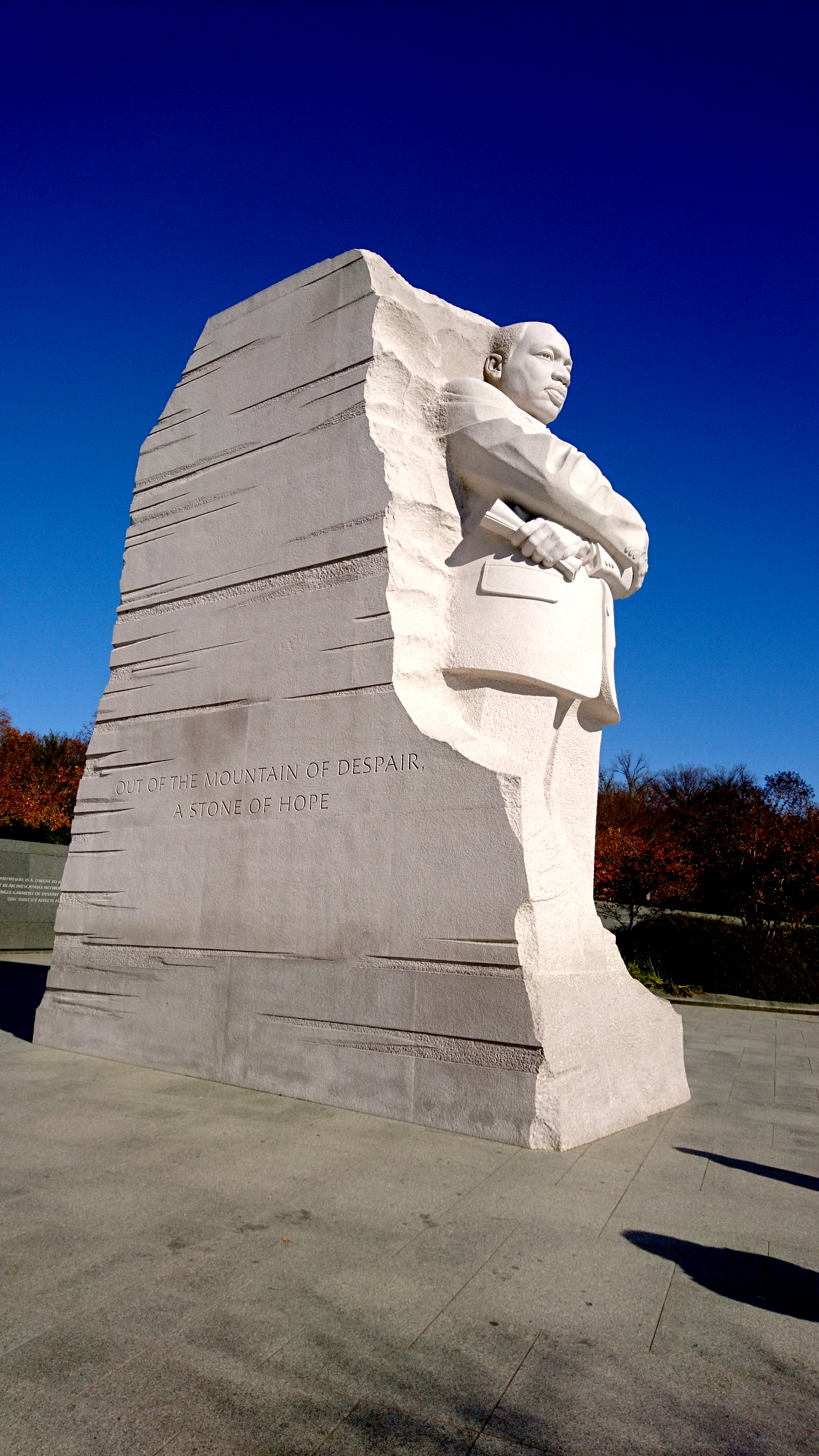 Martin Luther King Jr. Memorial. Foto: John Andersson.