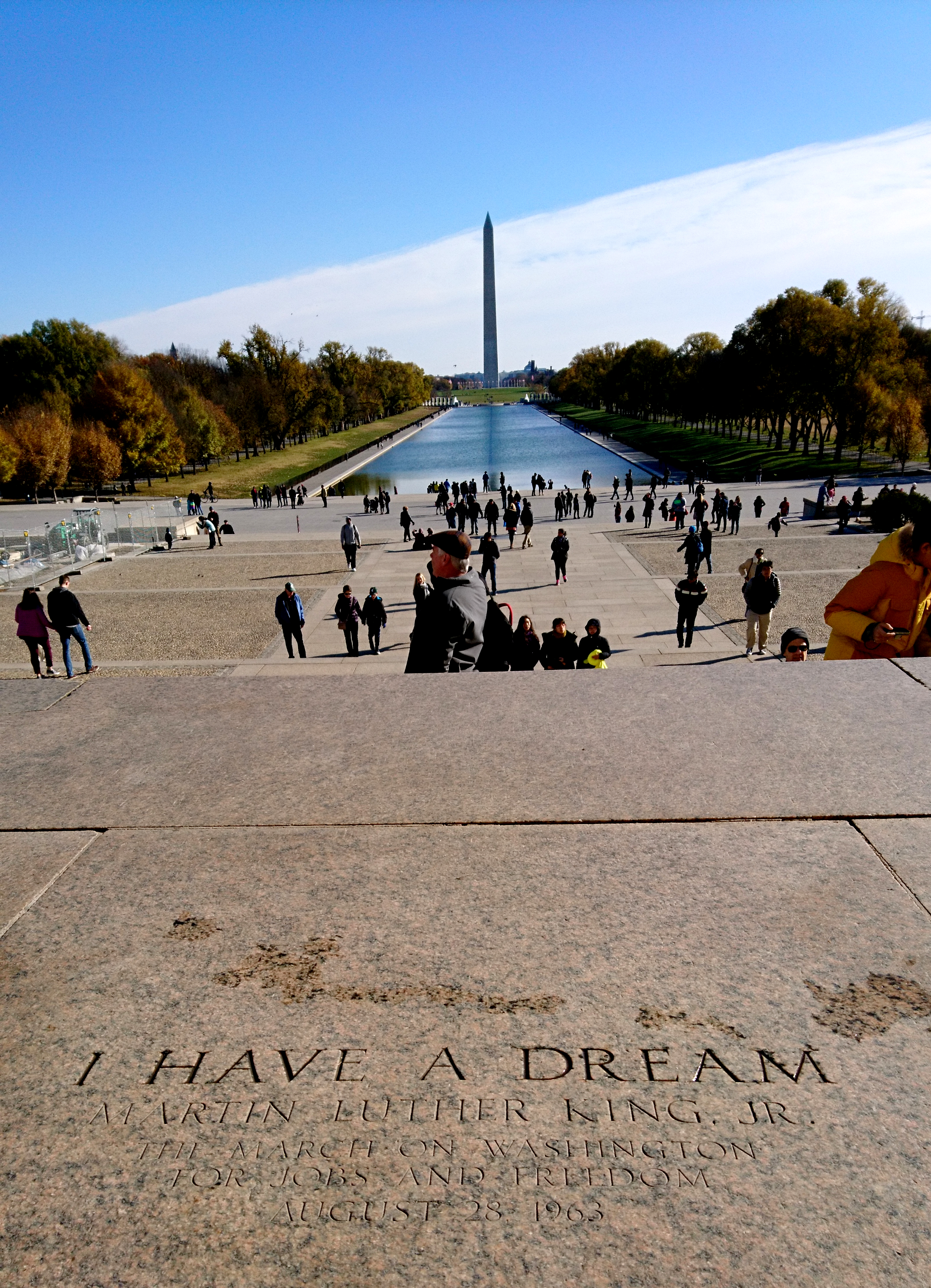 National Mall. Foto: John Andersson.
