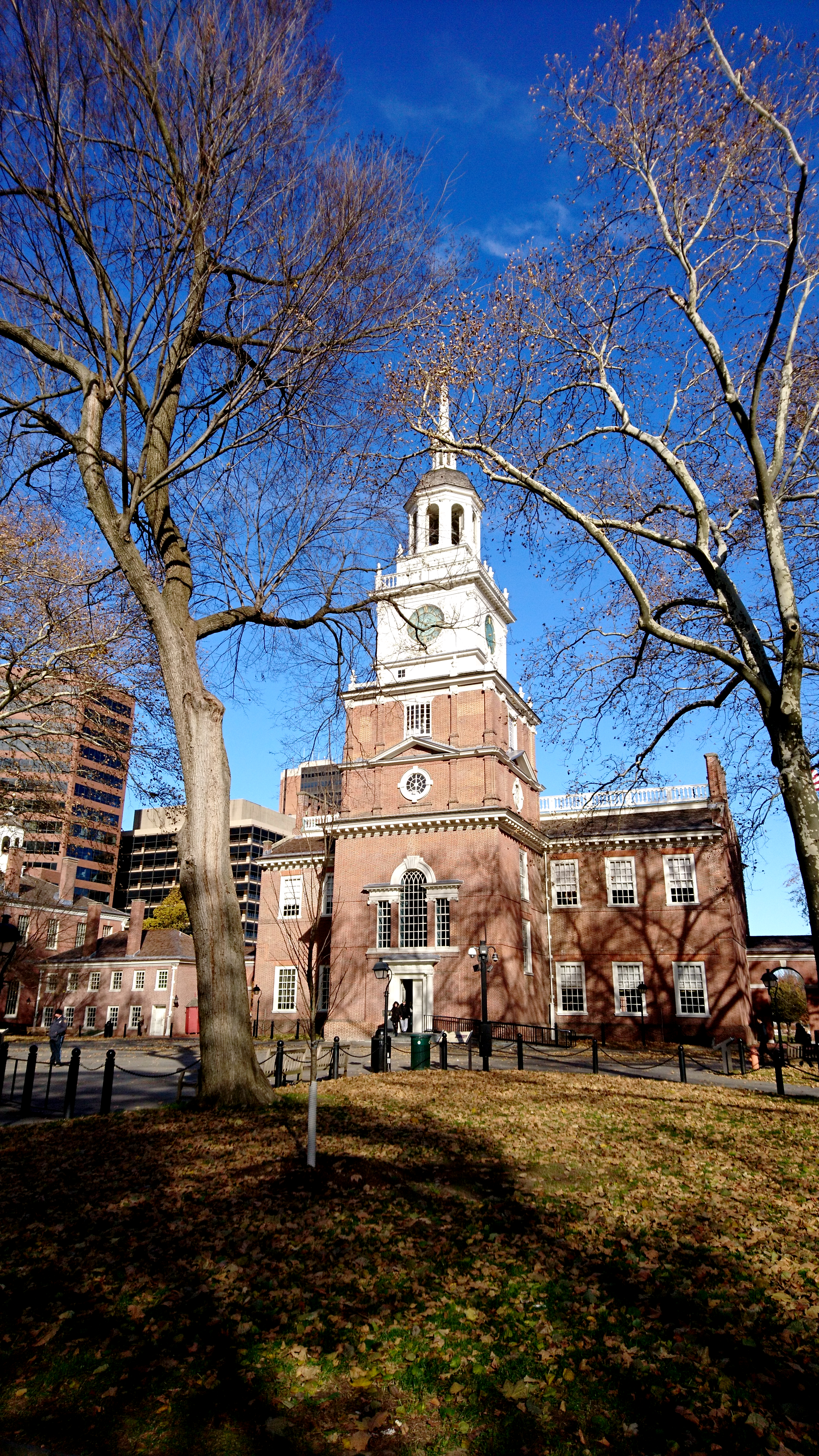 Philadelphia – Independence Hall. Foto: John Andersson.