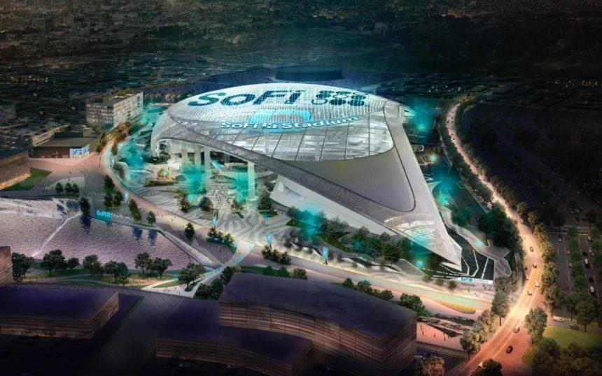 SoFi Stadium i Los Angeles