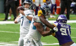 Tennessee Titans v Minnesota Vikings